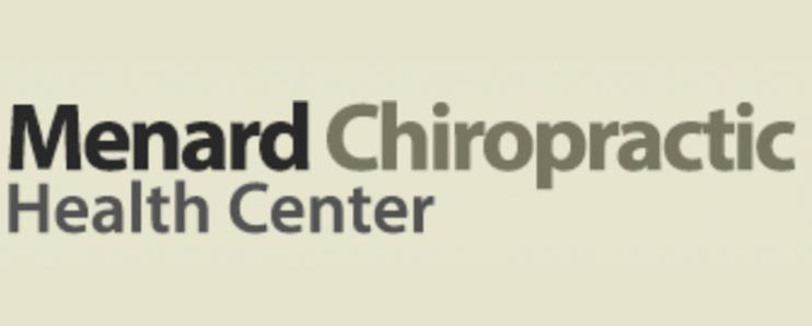 Menard Chiropractic Logo