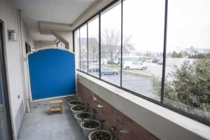 New Bedford Apartments for Rent -outdoor patio