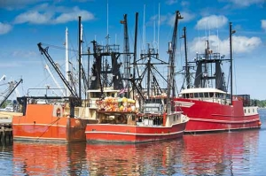 New Bedford Apartments for Rent - Fishing Boats