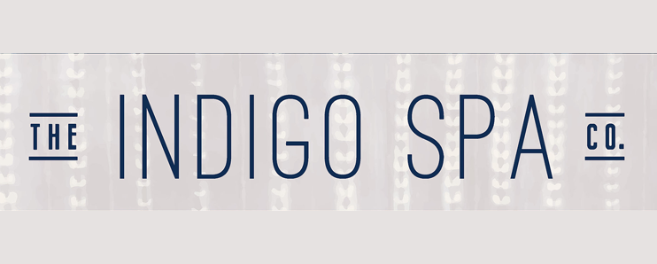 The Indigo Spa Co. logo